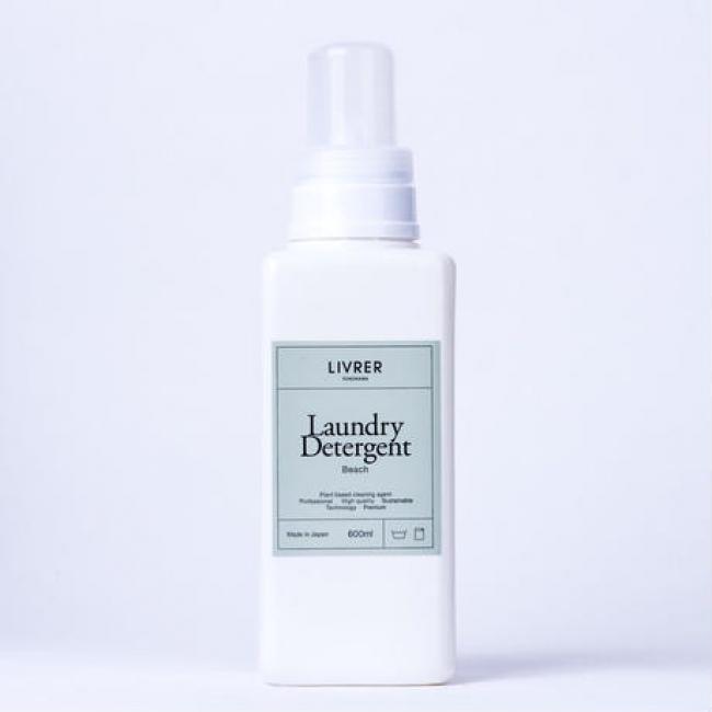 Landry Detergent ▶Beach ¥2,200+tax[綿・麻・合成繊維用洗剤]