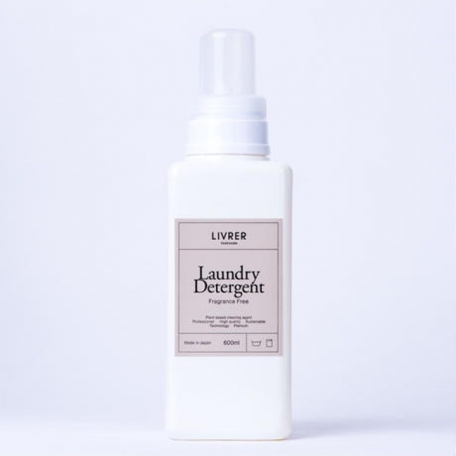Landry Detergent ▶Fragrance FREE ¥2,200+tax [綿・麻・合成繊維用洗剤]