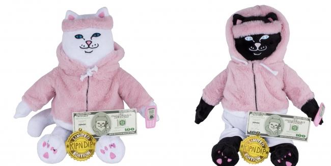 Killa Nerm Plush Doll ¥6,000 +tax / Killa Jerm Plush Doll ¥6,000 +tax