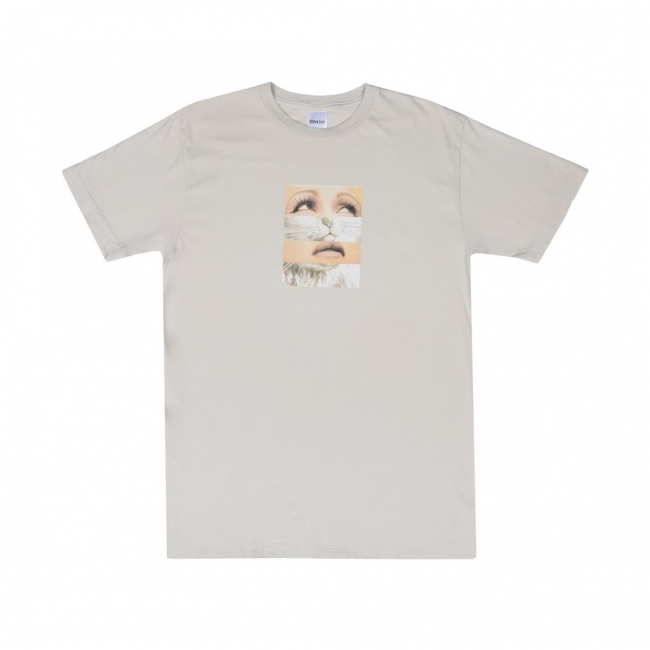 Pussy Face Tee ¥5,000 +tax