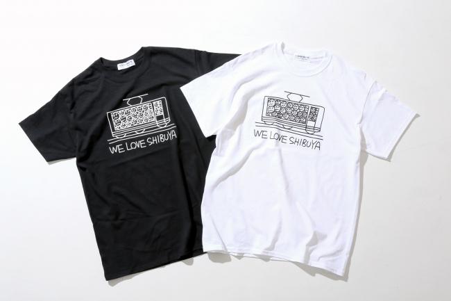 T-SHIRT ¥2,500+TAX