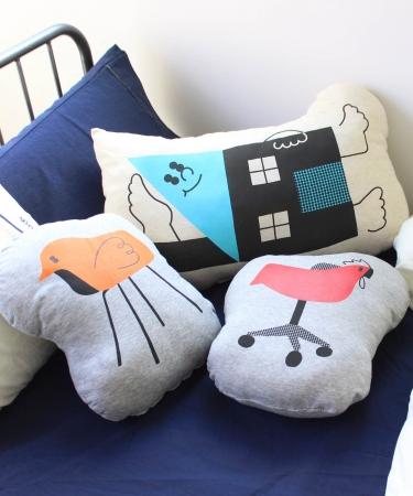 Cushion  各5,800円~