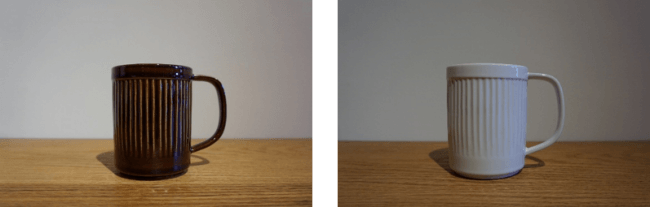 LAID-BACK CERAMICS 深型カップ ¥2,800+TAX