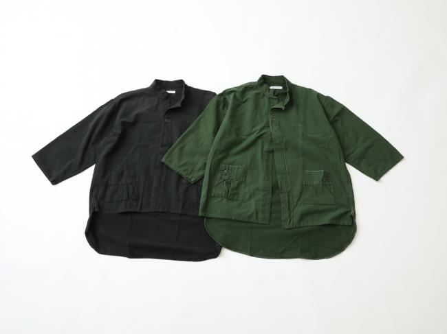 BLACK ¥12,800+TAX KAHKI ¥11,800+TAX