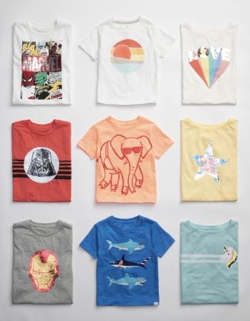 8e2dbb503ec0c GapKidsがSummer'19フリッピーコレクションを発売|ギャップジャパン株式 ...