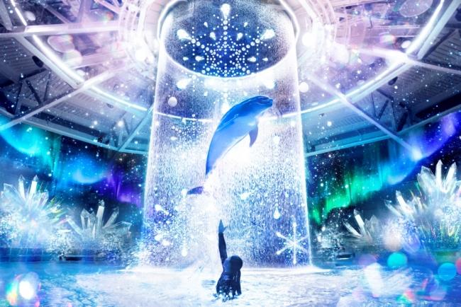 「CRYSTAL SNOW DOME」※イメージ