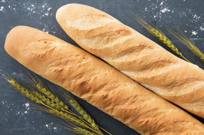 ショコラ・ラスクのためにこだわり抜いた特別なフランスパン