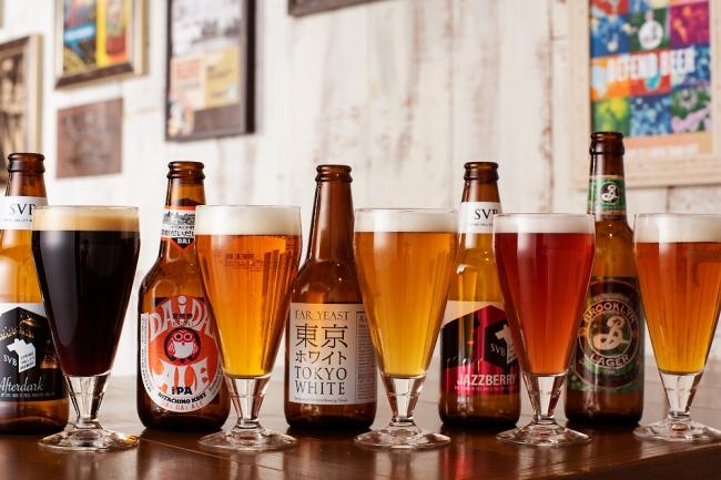 1月10・11日はクラフトビール全品半額の大盤振る舞い