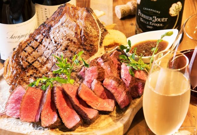 """約2ポンドの肉盛りも""""肉祭り""""価格で驚愕の3,690円!(各部位全て半額)"""
