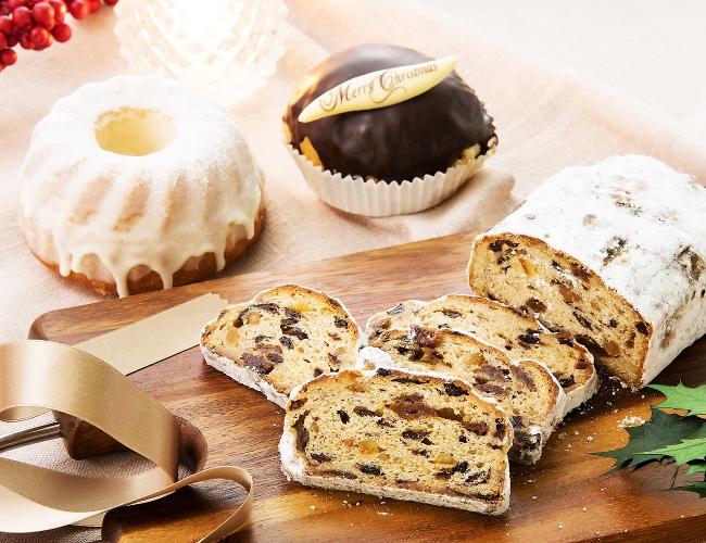 クリスマス期間限定で「シュトーレン」「シトロン・ブラン」「MIYABIショコラクリーム」を特別販売
