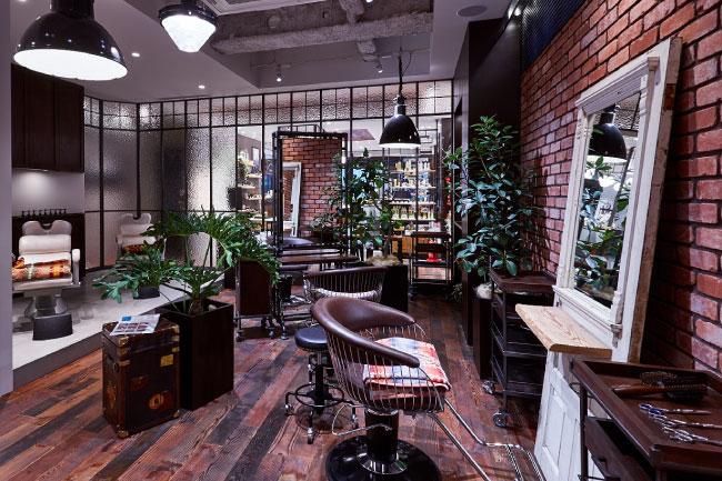 john masters organics TOKYO『The Salon』