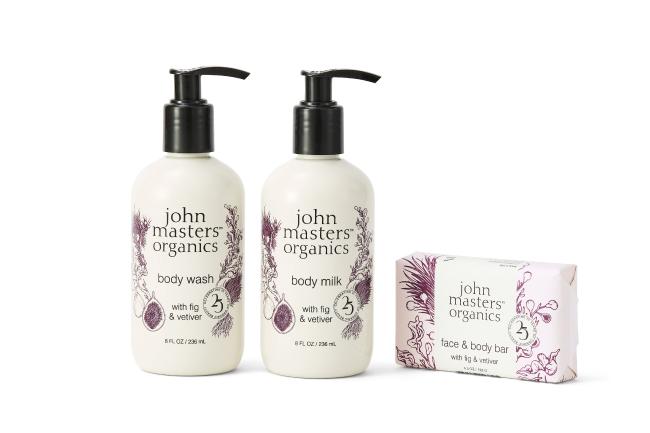 john masters organics『ウィンターボディケアコフレ』6,200円(税抜)