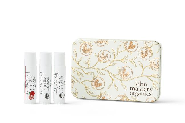john masters organics『リップカーム トリオ』4,500円(税抜)