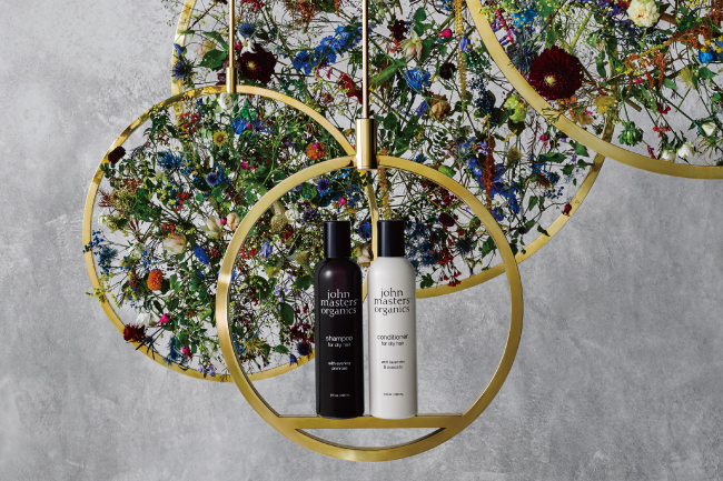 john masters organics 2019 Holiday Collection 『A Toast to Nature』