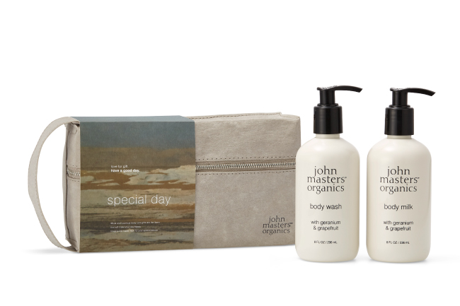 john masters organics『special dayボディケアギフト』6,200円(税抜)