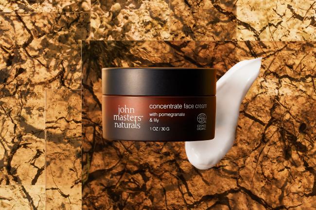 john masters organics『P&Lコンセントレイトフェイスクリーム』