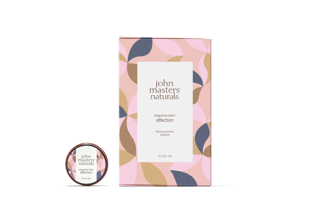 john masters organics『フレグランスバーム アフェクション』6g 3,200円(税抜)