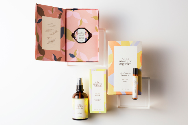 john masters organics 2020 HOLIDAY COLLECTION 限定フレグランス