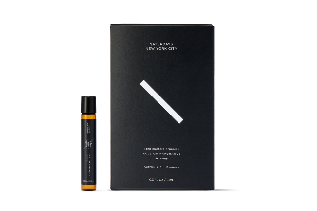john masters organics × SATURDAYS NEW YORK CITY『ロールオンフレグランス ハーモニー』3,900円(税抜)