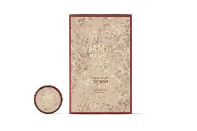 john masters organics × CLNAE『フレグラスバーム ロマンス』3,200円(税抜)