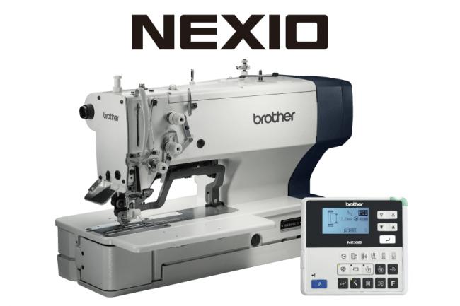 HE-800C平缝机直接驱动电子锁眼缝合机