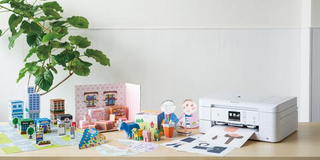 家庭用インクジェットプリンター「PRIVIO」新発売