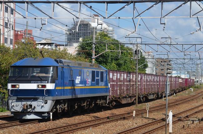 日本貨物鉄道株式会社について