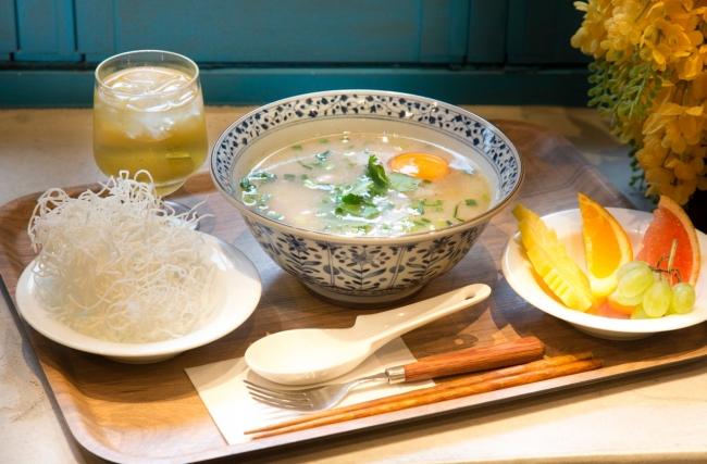 タイのお粥セット