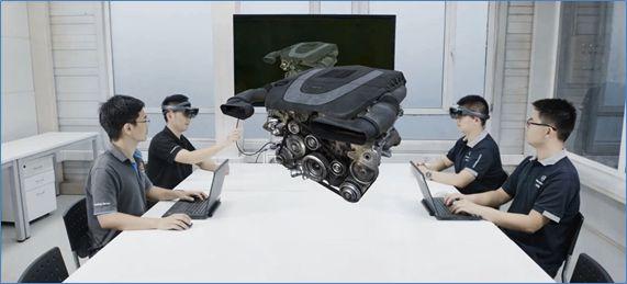 TISとDataMeshがMR(複合現実)技術活用のビジネスで協業