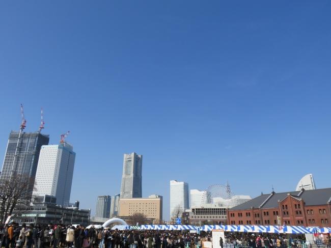 「パンのフェス2019春 in 横浜赤レンガ」(c)パンのフェス実行委員会