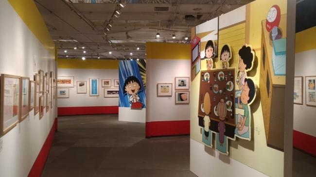 『アニメ化30周年記念企画 ちびまる子ちゃん展』 (C)さくらプロダクション (C)さくらプロダクション/日本アニメーション