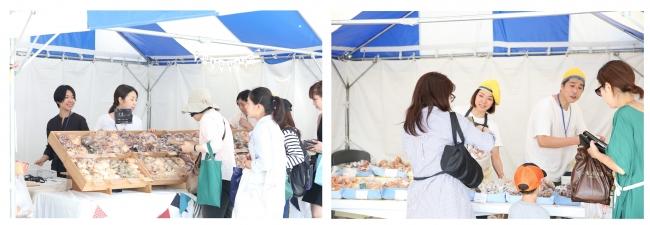 「パンのフェス2019秋 in 横浜赤レンガ」