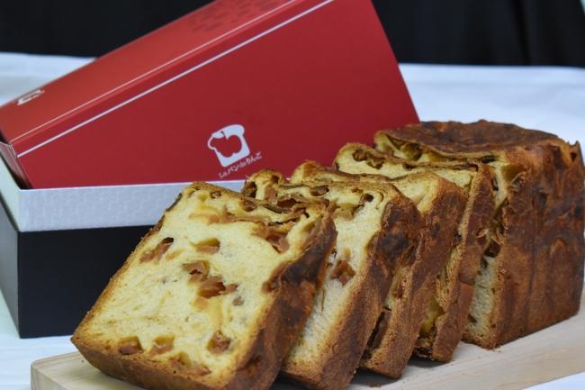 「パンのフェス 2020春 in 横浜赤レンガ」Little Princess/リトルプリンセス限定パン「神聖なる三つのりんご食パン」