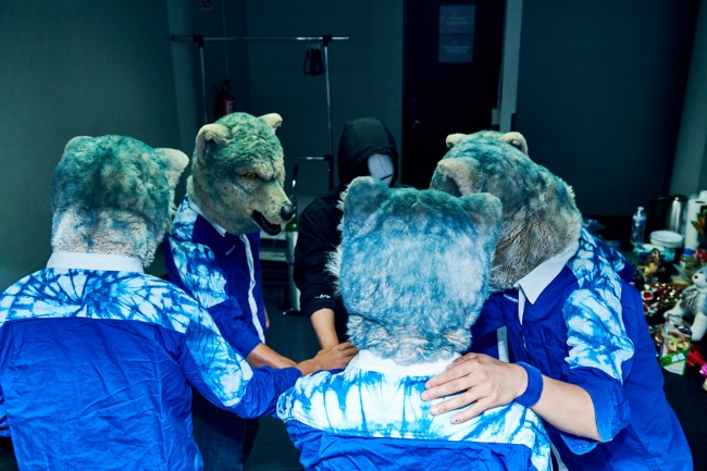 "『MAN WITH A MISSION THE MOVIE ‐TRACE the HISTORY‐』 (C)2020 ""TRACE the HISTORY"" FILM PARTNERS"