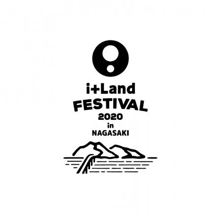 i+Land FESTIVAL 2020 in NAGASAKI ロゴ