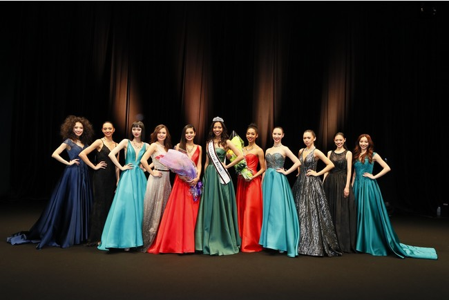『2020 ミス・ユニバース・ジャパンファイナル』 (C)Miss Universe Japan(R)