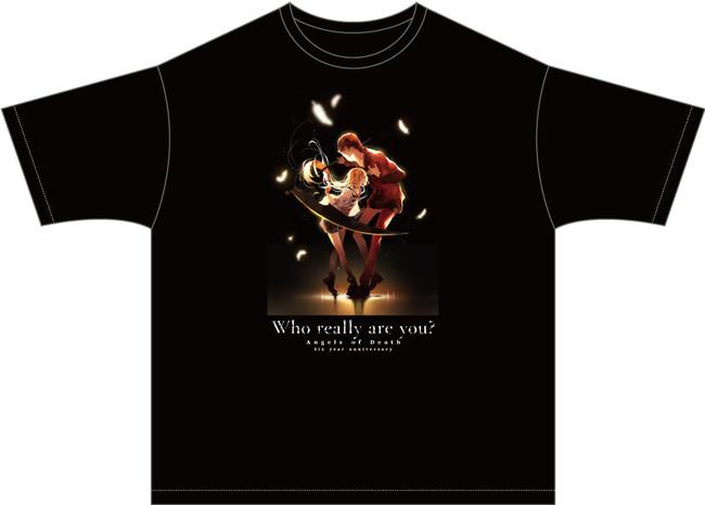 「殺戮の天使」6周年前夜祭 ビッグTシャツ