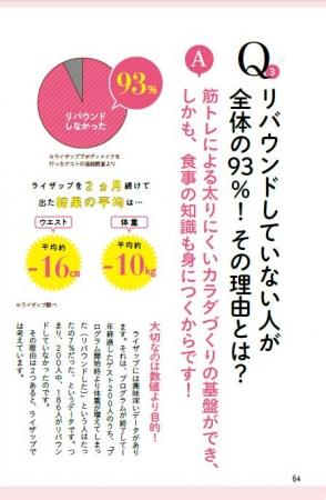 『ライザップで変わる美脚・美尻』(ぴあMOOK)