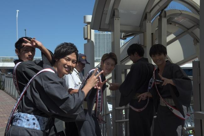 「みなと横浜 ゆかた祭り2017」プレス発表会 (c)みなと横浜 ゆかた祭り実行委員会