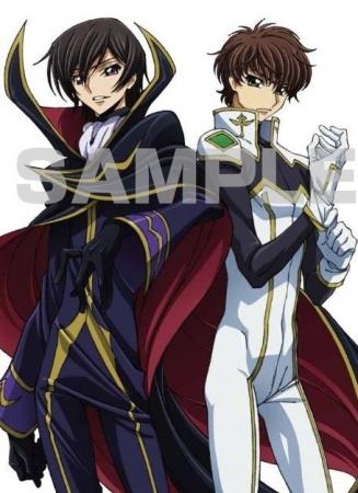 (C)SUNRISE/PROJECT L-GEASS Character Design (C)2006-2017 CLAMP・ST