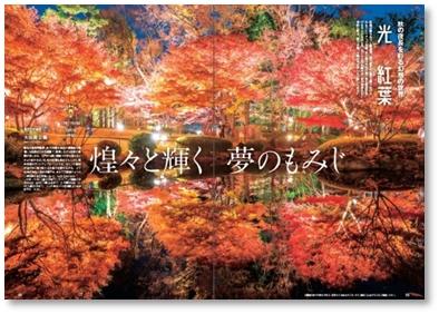 『紅葉絶景 首都圏版』(ぴあ)
