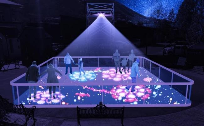 特別賞「新イルミネーション賞」「白い恋人パーク」/北海道札幌市