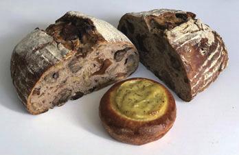 ブーランジェリー タテル ヨシノ プリュス予約限定パン