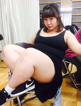 ダイエット前の餅田コシヒカリ