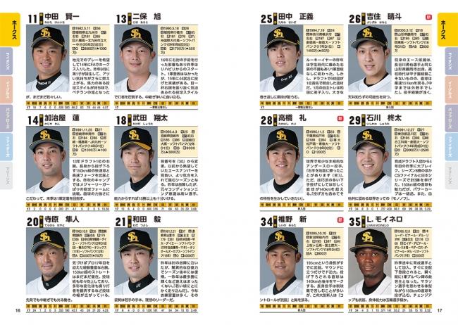 「プロ野球12球団パーフェクト名鑑2018」(ぴあ)
