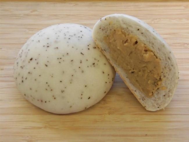 ブーランジェリーアツシ ロイヤルミルクティー クリームパン(300円)