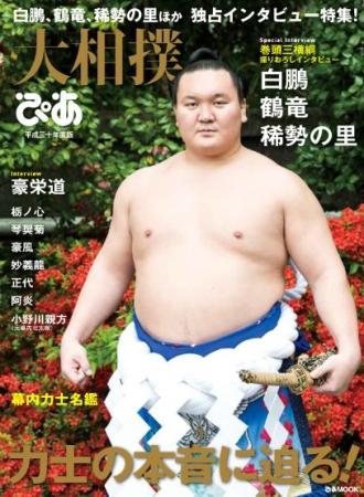 大相撲ぴあ 平成三十年度版
