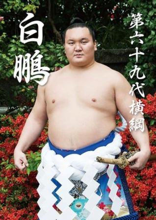 『大相撲ぴあ 平成三十年度版』(ぴあ)クリアファイル