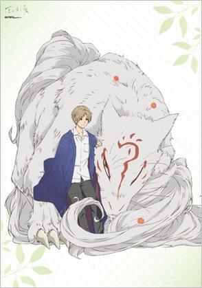 『アニメぴあShin-Q vol.4』(ぴあ)©緑川ゆき・白泉社/夏目友人帳プロジェクト