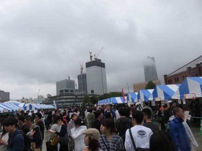 「パンのフェス2018秋 in 横浜赤レンガ」(c)パンのフェス